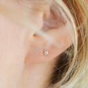 GLD - Everlasting Single Earring