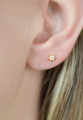 Star Earring (Single)