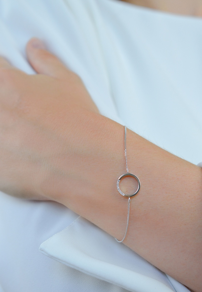 Small Circle of Life Bracelet