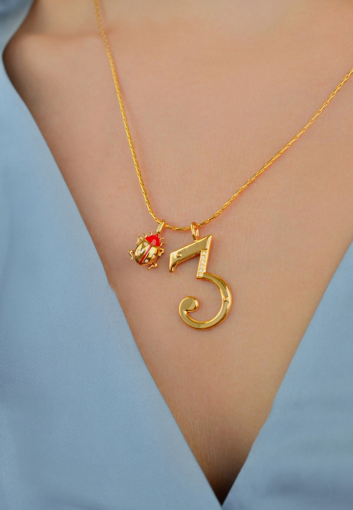 Number 3 Charm