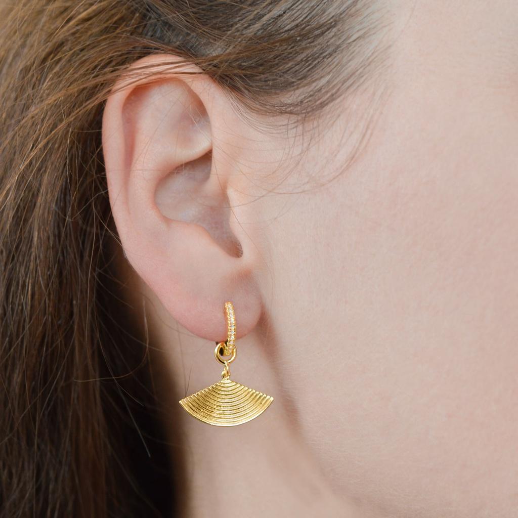 Isis (Single) Earring