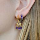 Ra Earring (Single)