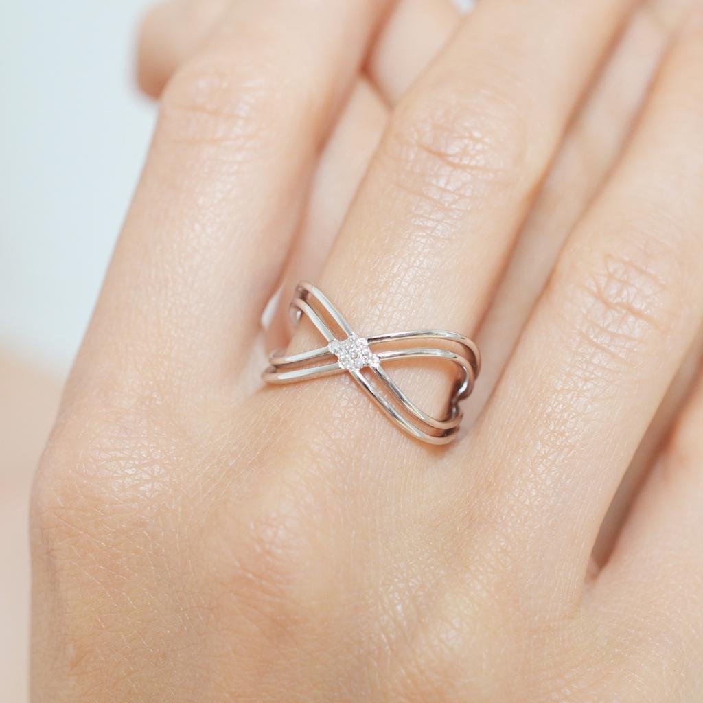 Double Cross Ring