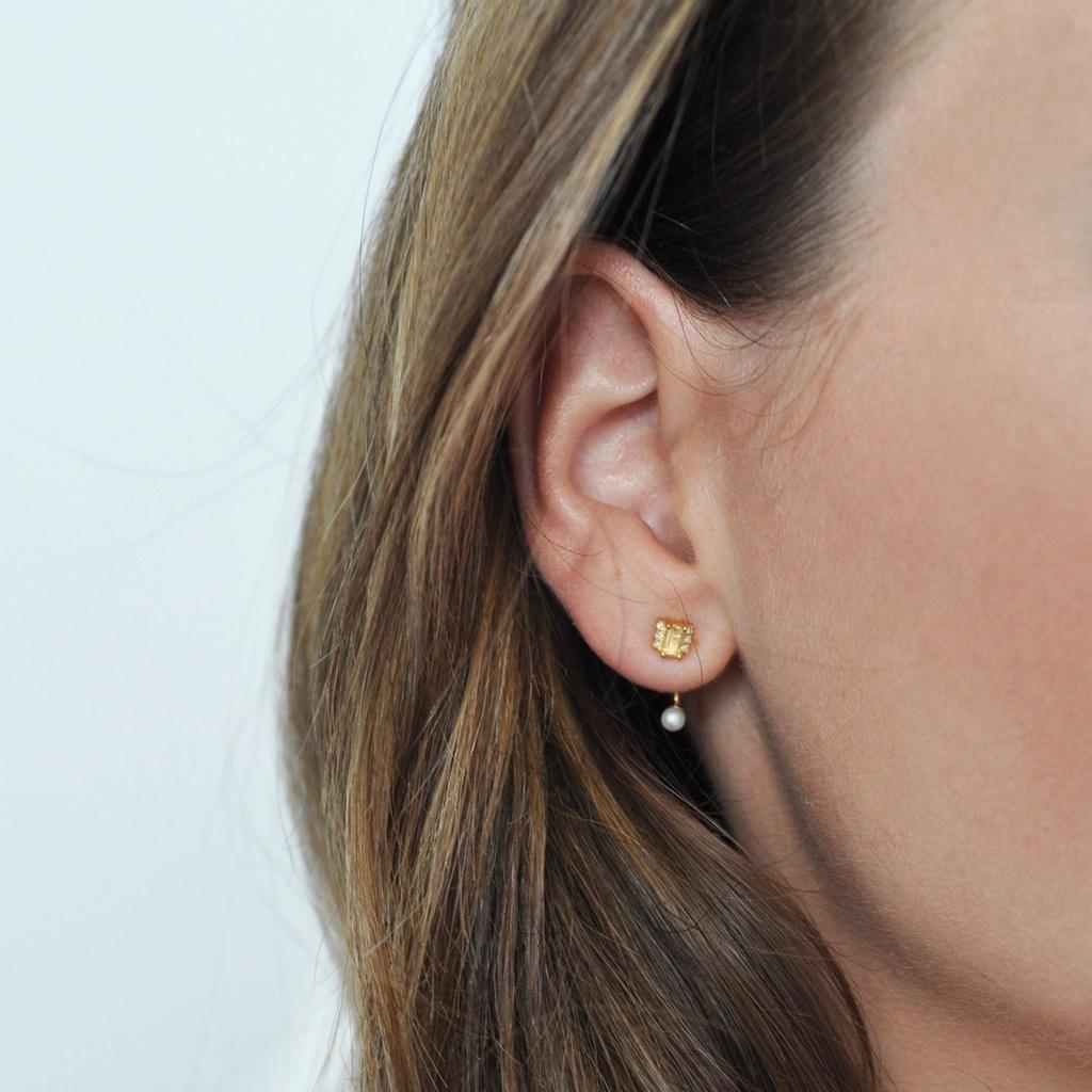 Solar Earring (single)
