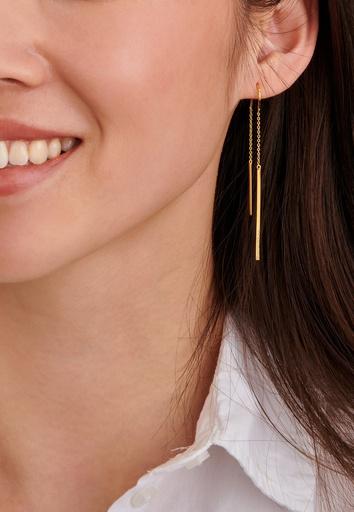 Double Linea Earring