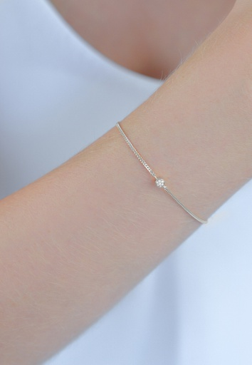 First Diamond Bracelet
