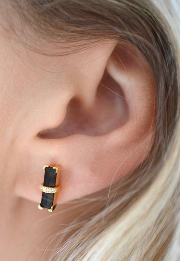 Dark Secret Earrings
