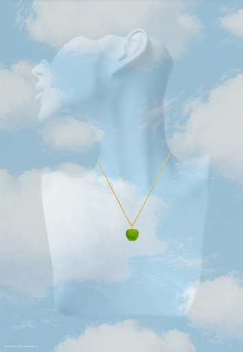 La Pomme (Single) Charm