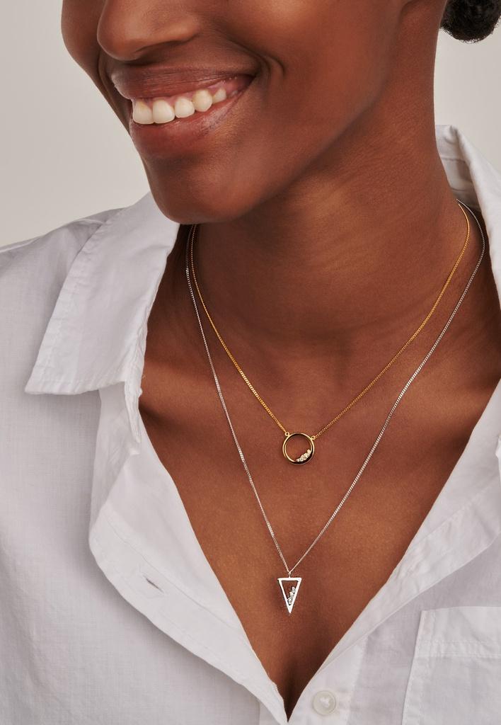 Circle Unity Necklace