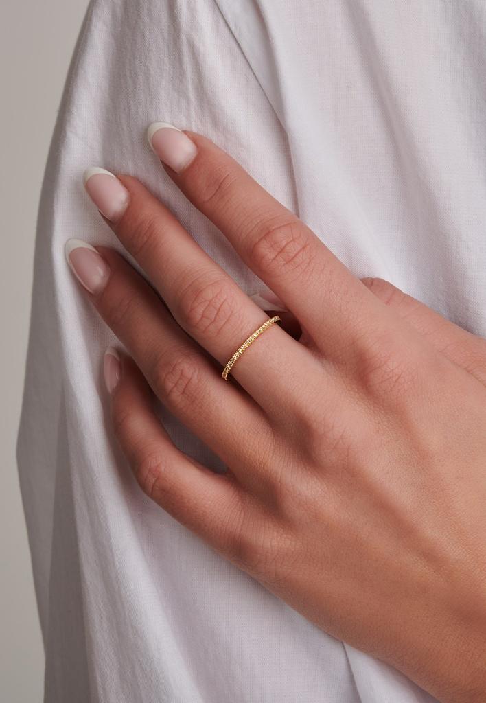 Endless Diamond Ring