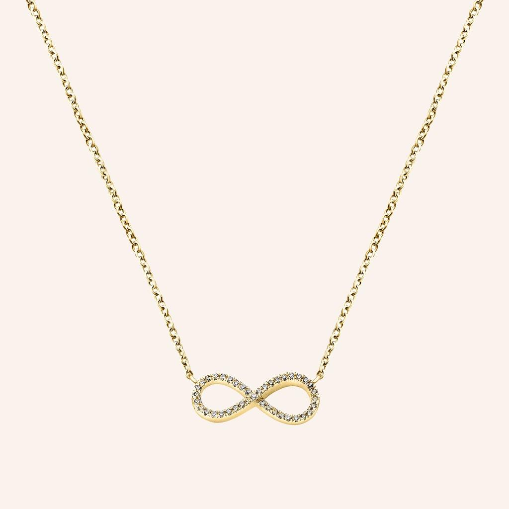 Big Infinity Necklace