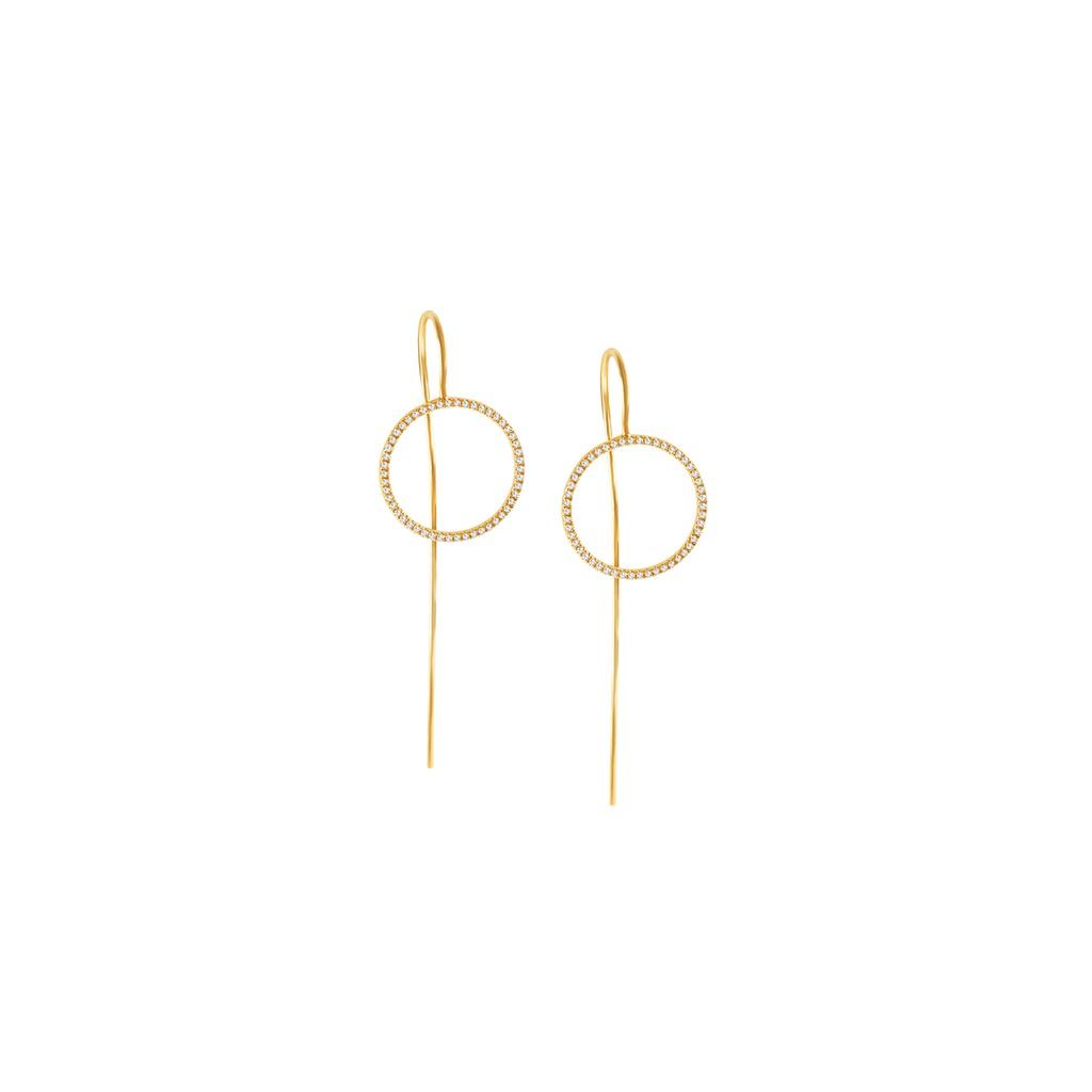 Globe Earring