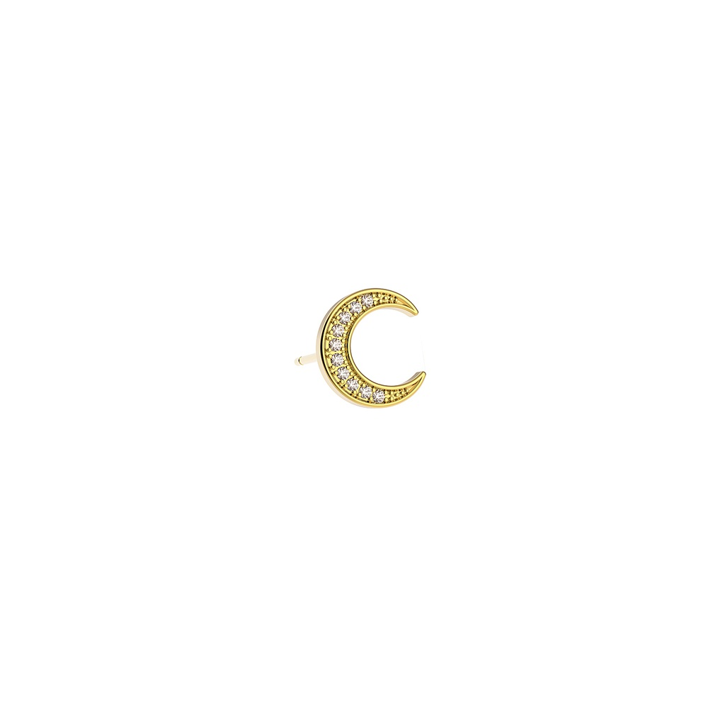 Lucca (Single) Earring