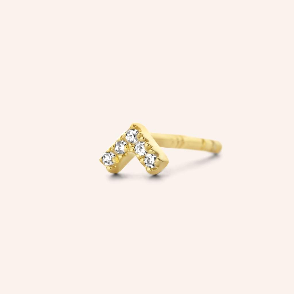 Agra (Single) Earring