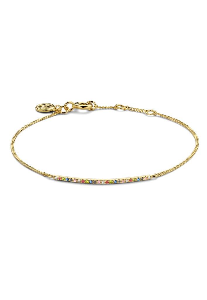 Linea Bracelet Rainbow
