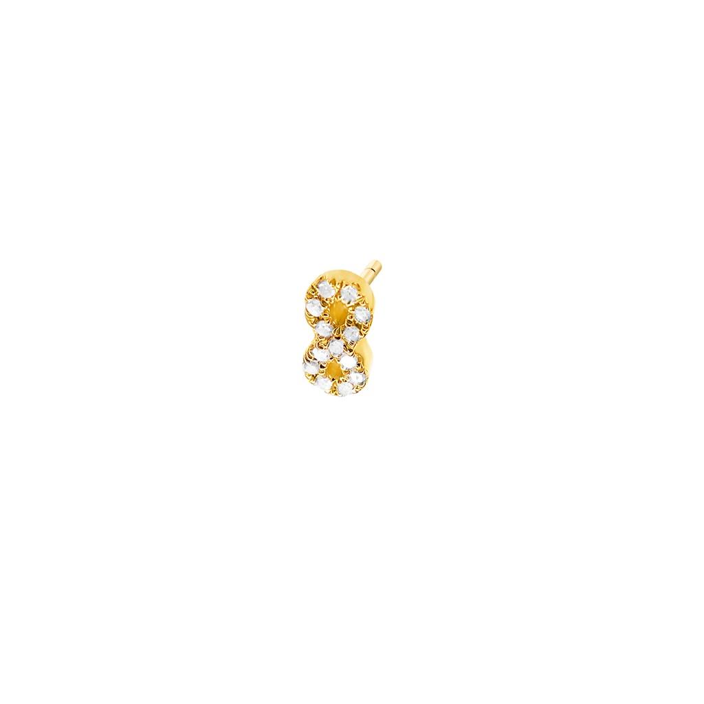 Infinity (Single) Earring