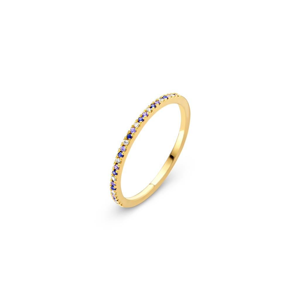 Suerte Moon Ring