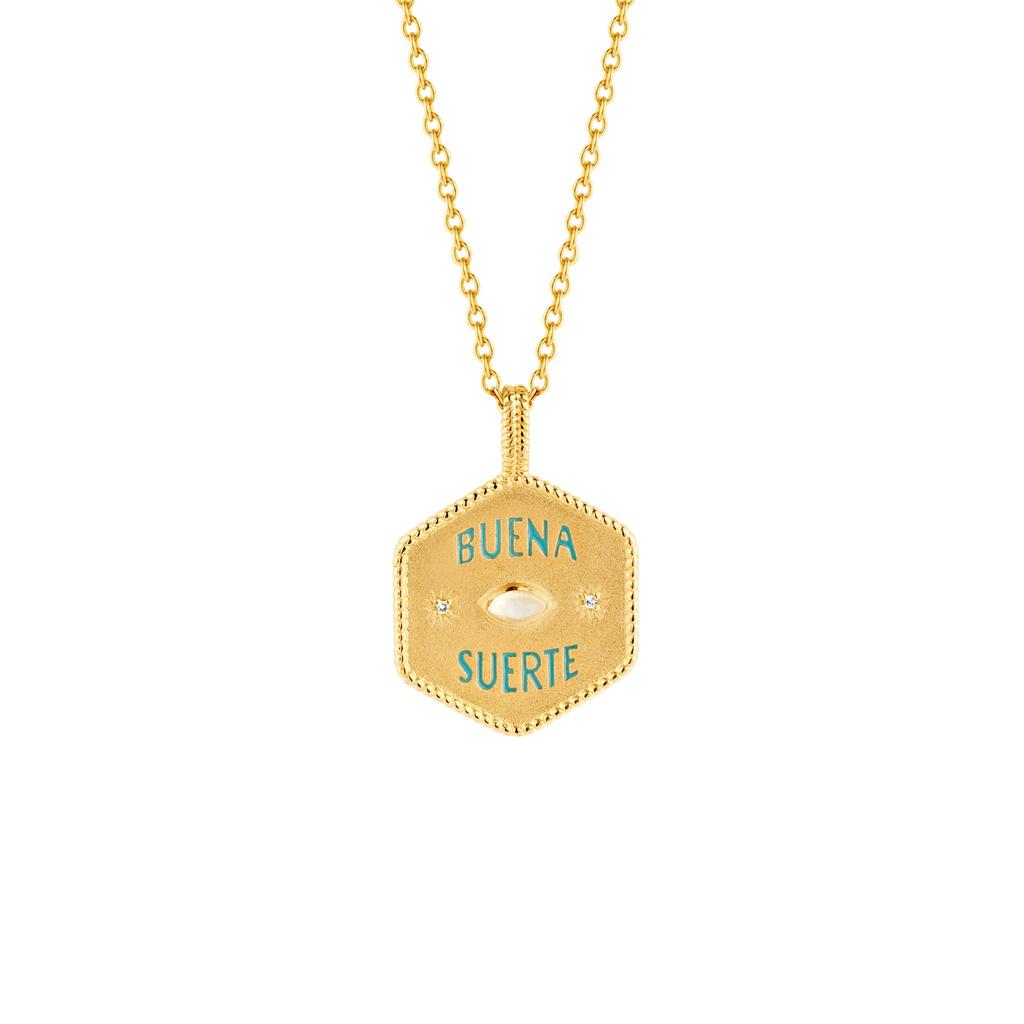 Buena Suerte Necklace