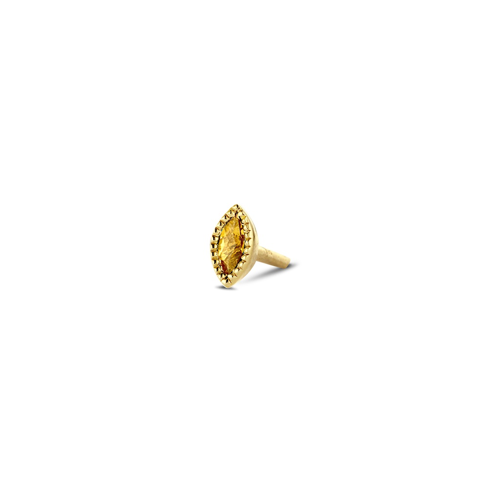 Marigold (Single) Earring