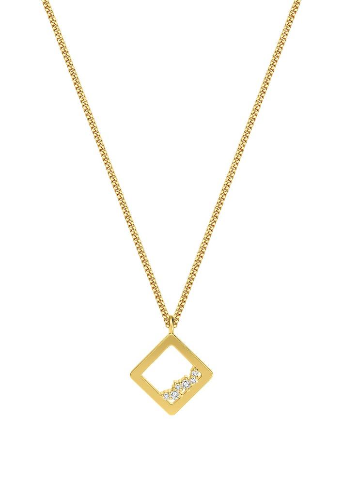 Square Unity Necklace