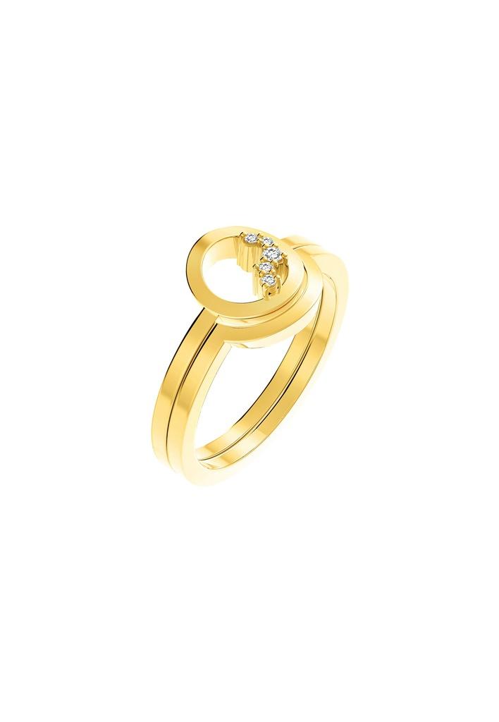 Circle Unity Ring