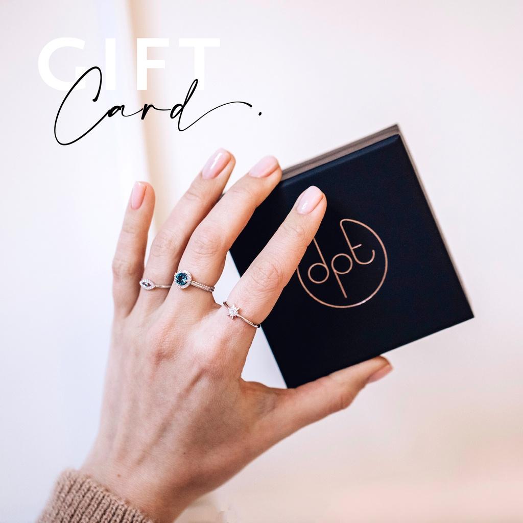 Digital Giftcard