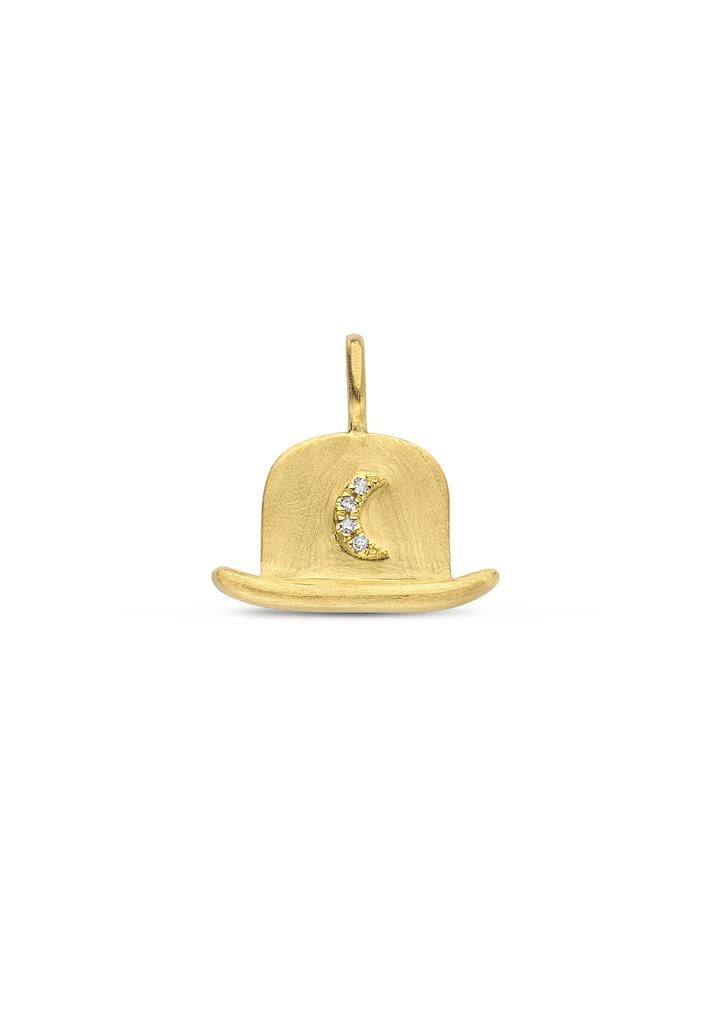 Le Chapeau (Single) Charm
