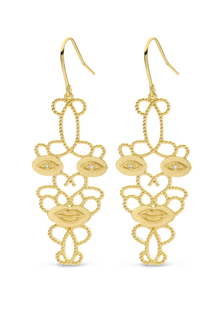 Shéhérazade Earrings