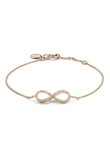 [M312] Big Infinity Bracelet