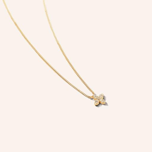 [M467] Little Flower Necklace