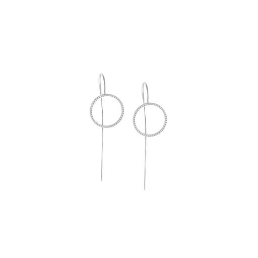 [M1013] Globe Earring
