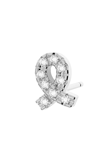 [M1140] Pisa (Single) Earring