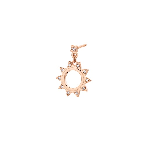 [M1281] Little Sun (Single) Earring