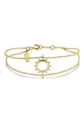 [M1283] Sunny Side Up Bracelet