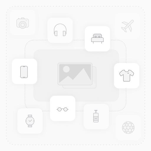 [M1519] Oval Hugging Hoop (Single)