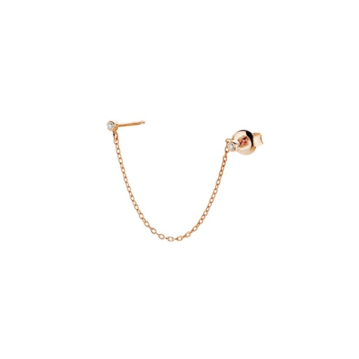 [M1539] Simply Together (Single) Earring
