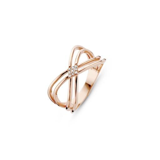 [M1543] Double Cross Ring