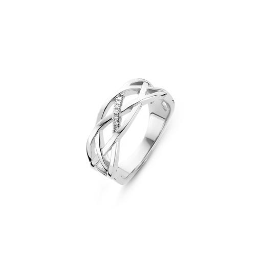 [M1544] Braid Ring