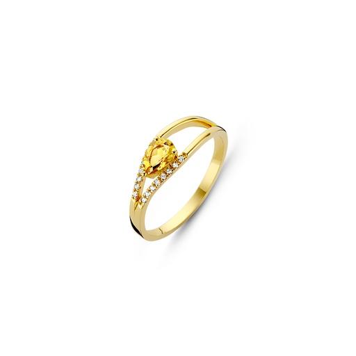 [M1558] Marigold Ring