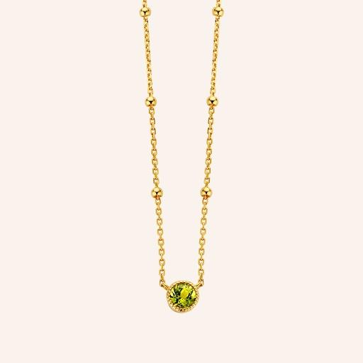 [M1565] Blossom Necklace