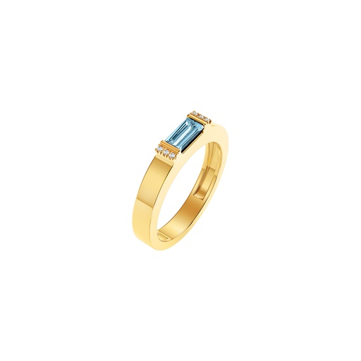 [M1587] Dawn Diamond Ring