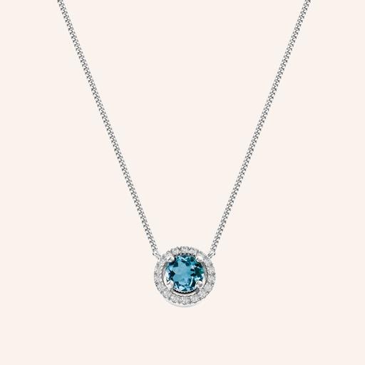 [M1593] Aurora Necklace