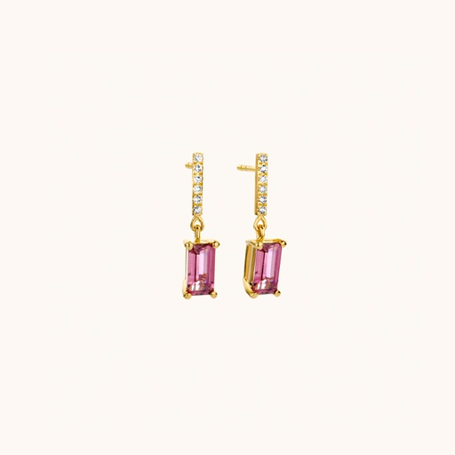 [M1628] GLD - Pure Earrings