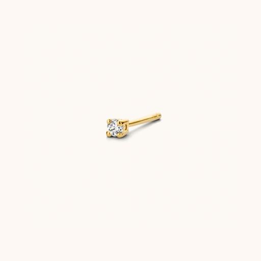 [M1637] GLD - Everlasting (Single) Earring