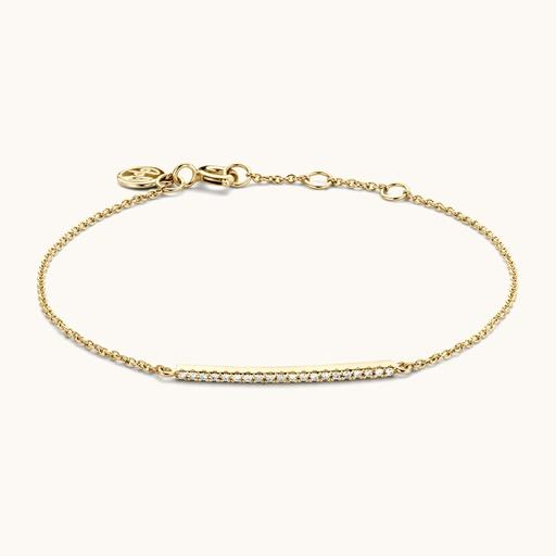 [M1639] GLD - Auro Bracelet
