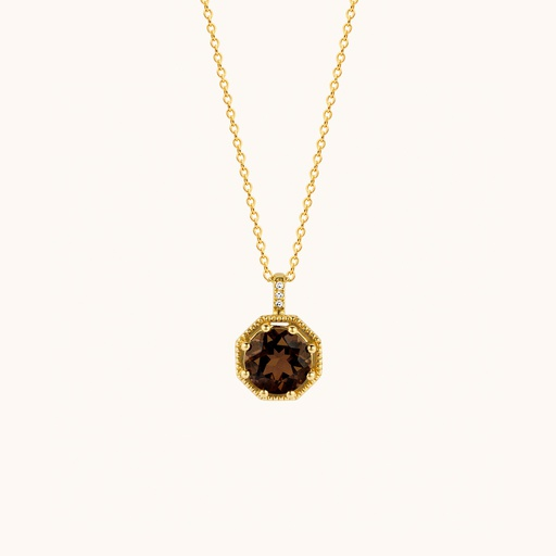 [M1665] GLD - Vintage Necklace