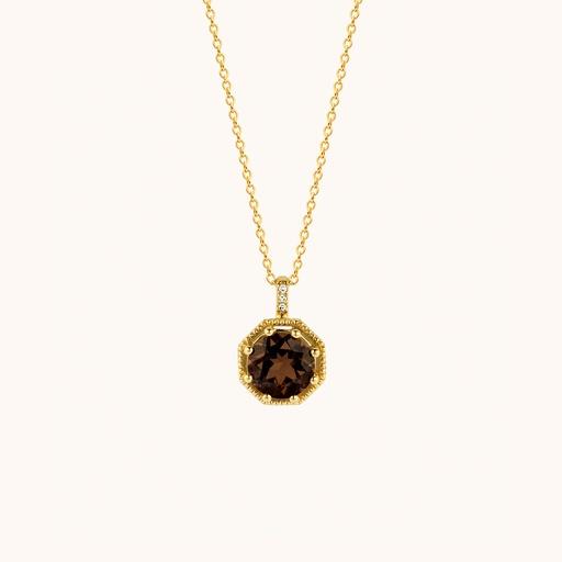 [M1665] GLD - Vintage Necklace