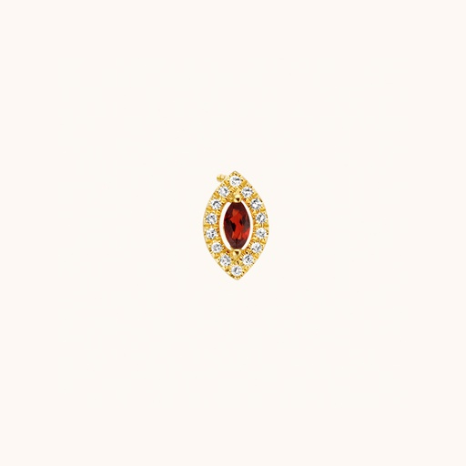 [M1666] GLD - Grand (Single) Earring