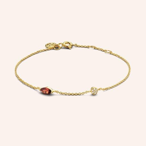 [M1668] GLD - Grand Bracelet