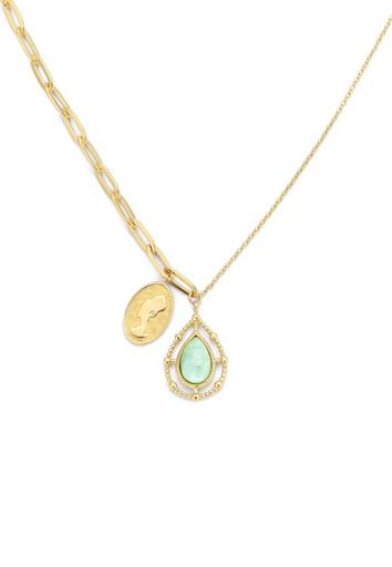 [M1669] Versailles Necklace